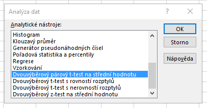 parovy t-test analyza dat 1